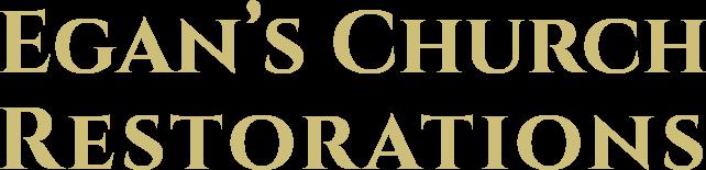 Egan's Church Restorations Logo
