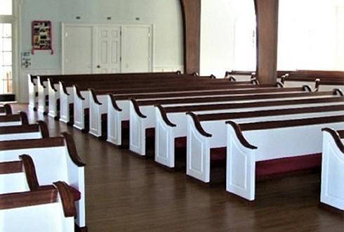 church pews, Solid wood pews, New York NY