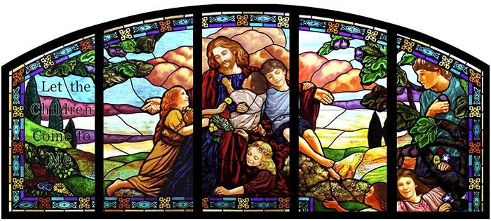 stained glass design, stained glass repair, new stained glass, stained glass protective covering