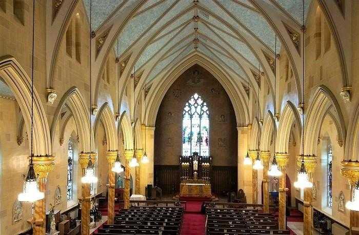 Church Painting-church Restoration - Connecticut