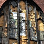 Stained Glass Window Frame Repair - Brooklyn, NY