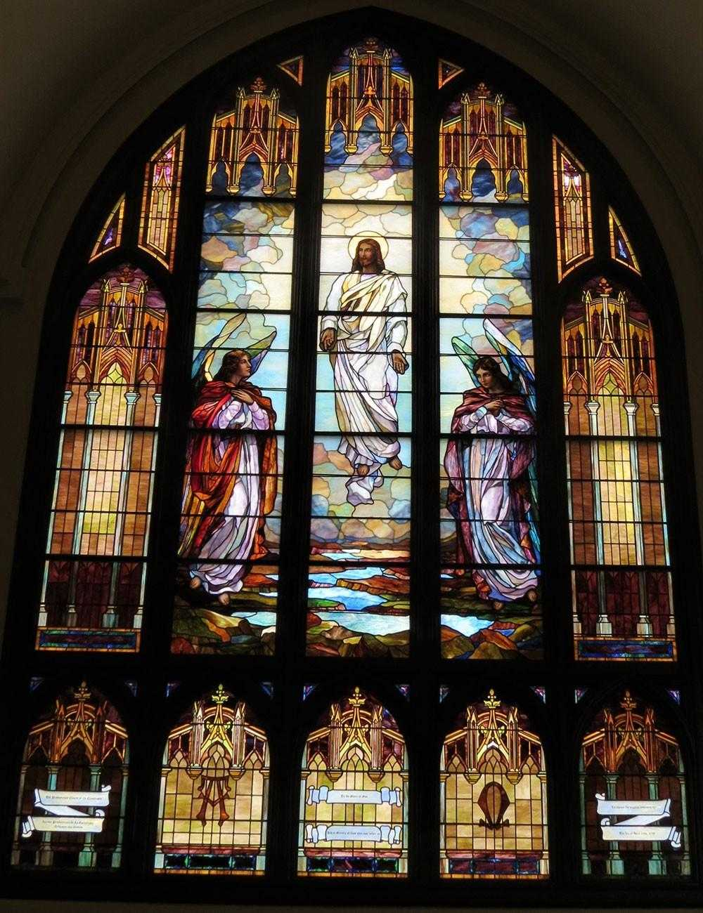 Stained Glass Window Repair - Brooklyn, NY