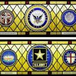 Stained Glass Window - Holyoke, MA