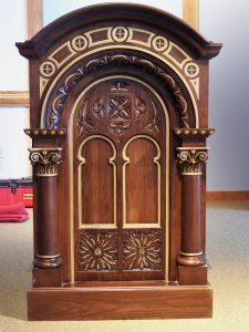 Custom pulpit
