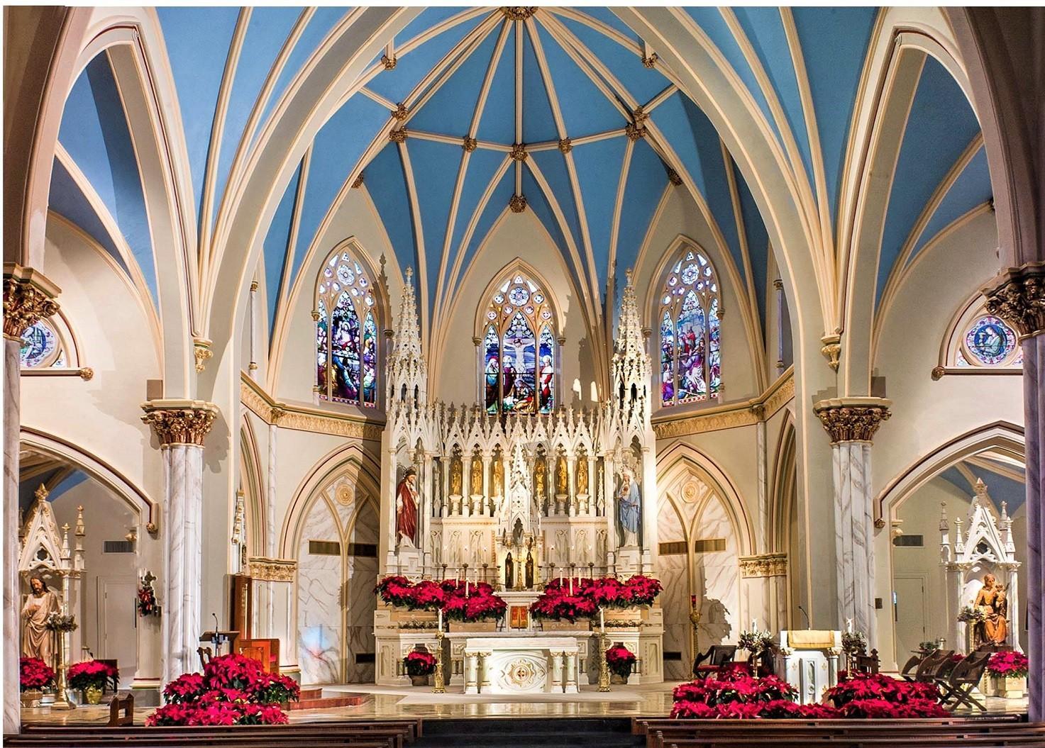 church renovations-church painting
