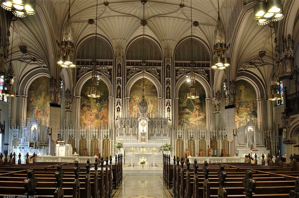Church Painting Services