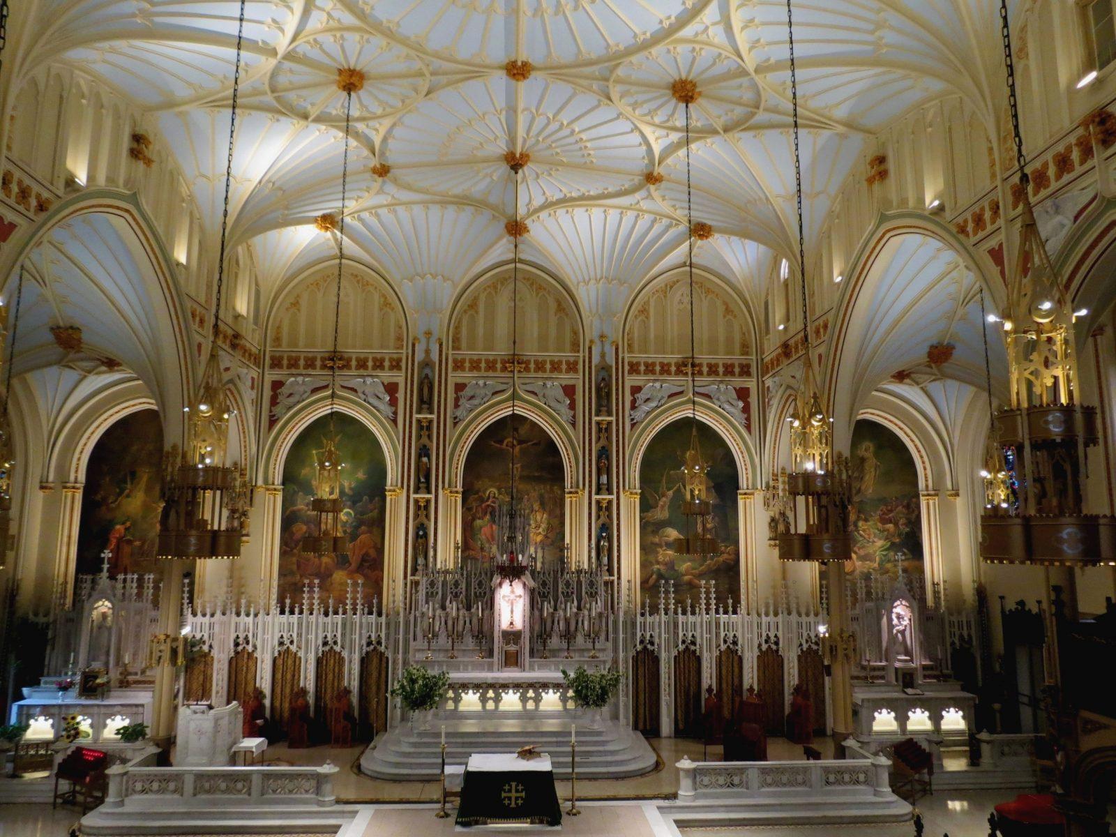 Church Painting-church renovations