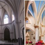 Decorative Church Painting, church painting, church renovation, Providence RI