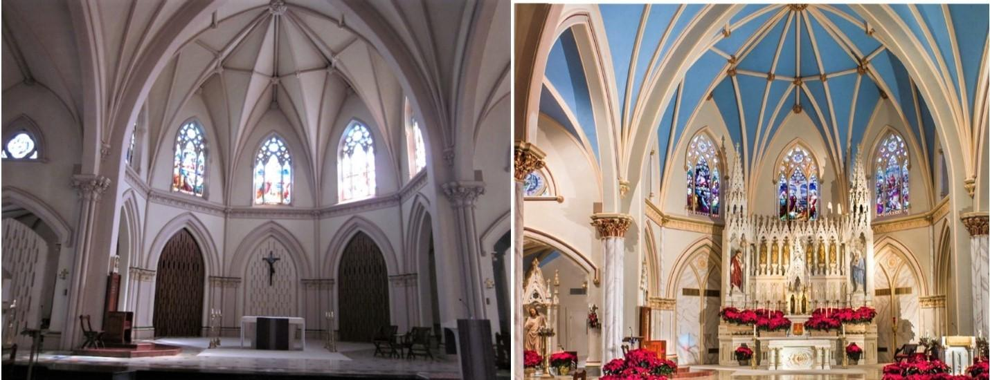 Decorative Church Painting