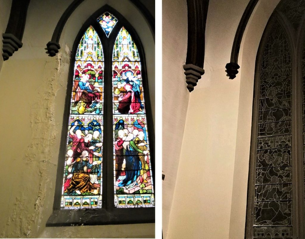church painting | plaster repair| church painting services| Rhode Island painter|