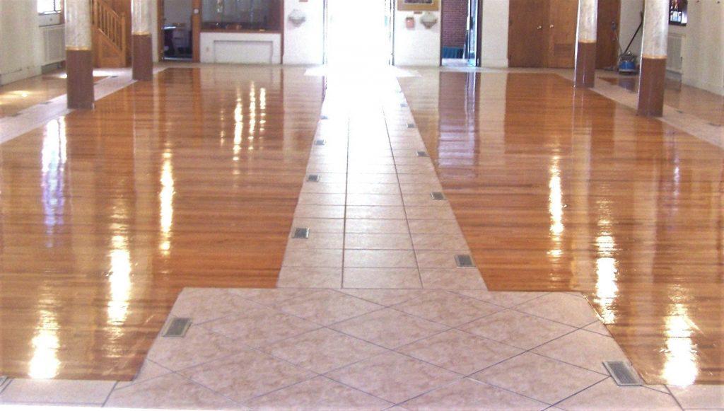 hardwood flooring, hardwood floors, oak floors, church flooring, sanctuary flooring