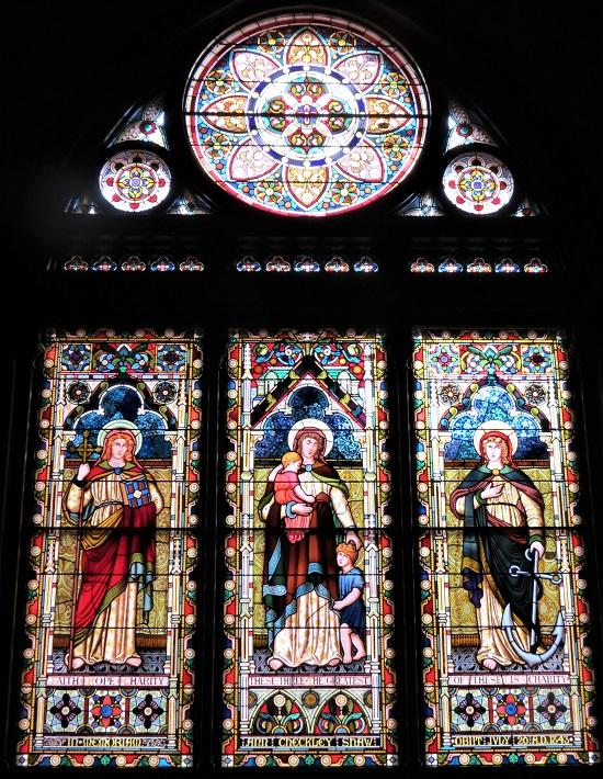 stained glass window repair, stained glass window restorations