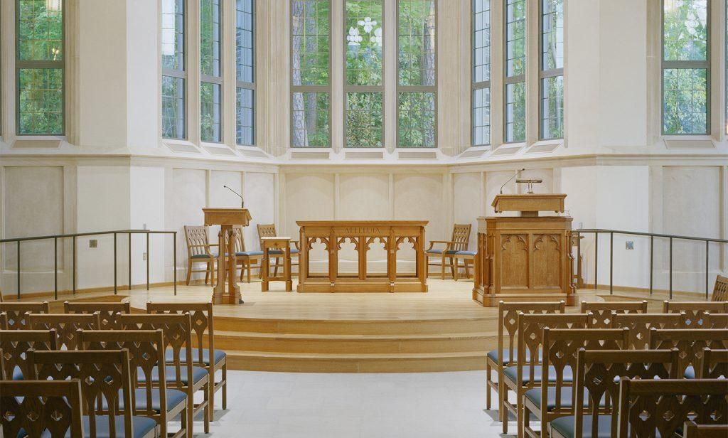 Duke University Chapel Gothic Chairs