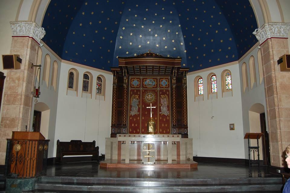 St Ignatisius