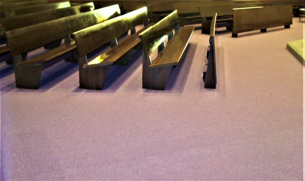 carpets, carpeting, carpet installation, new carpets, church flooring.