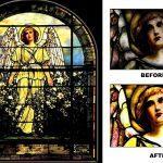 tiffany stained glass, tiffany stained glass restoration, Louis Comfort Tiffany, New York NY