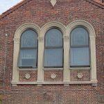 church renovations, church stained glass windows, stained glass window protective coverings, New York NY