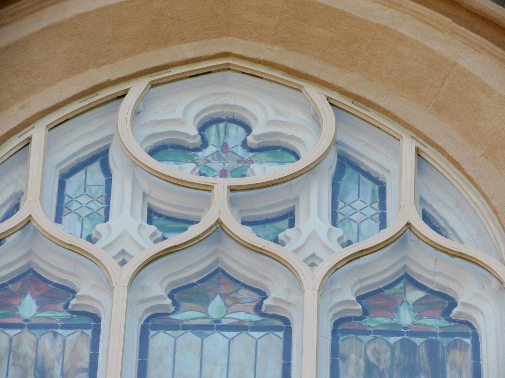 stained glass windows, stained glass window protective glass, stained glass window repair