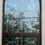 church stained glass repair, stained glass repair near me, new window frames