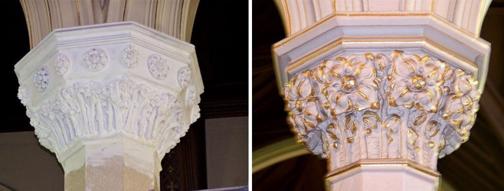 Creating plaster molds