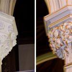 plaster repair, church painter, church plaster repair, church renovation, New Bedford MA