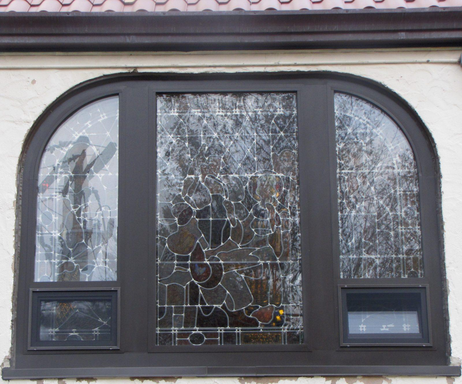 stained glass window repair, stained glass window frames