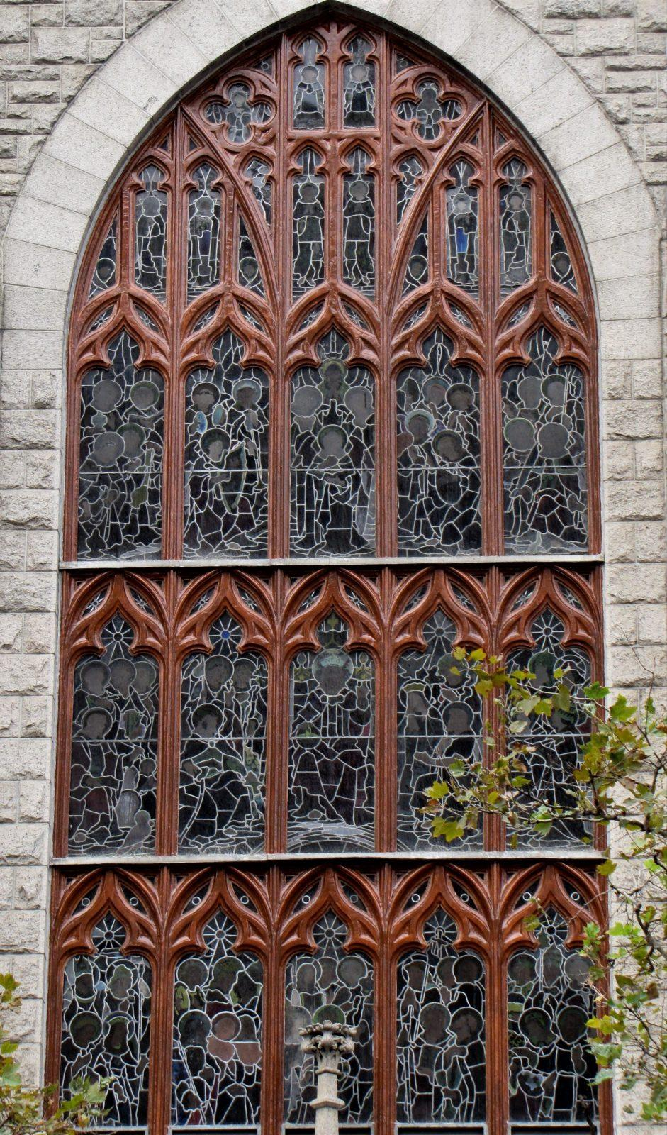 stained glass window frame repair, stained glass windows