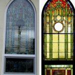 church stained glass windows, new stained glass windows, Brooklyn, NY