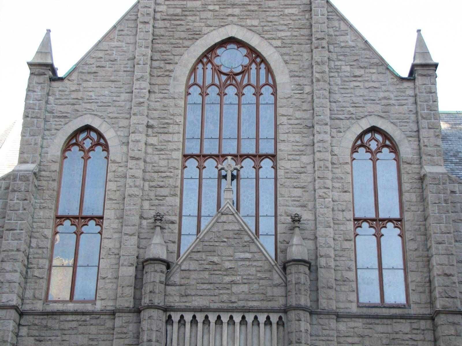 church painting, church painter, exterior church painting
