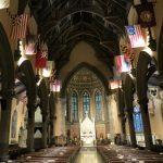 interior church painting, church painter, church painting, plaster repair, Albany NY