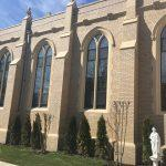 church stained glass repair, stained glass window restoration, stained glass window protective coverings, Merrick NY