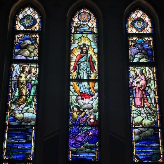 stained glass window repair, stained glass restoration, new stained glass window frames.