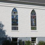 church stained glass window protective glass, stained glass window protective coverings, Brooklyn NY