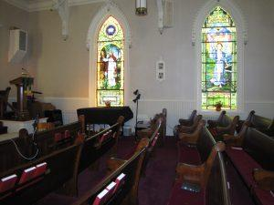 church stained glass window repair, stained glass window protective coverings, Brooklyn NY