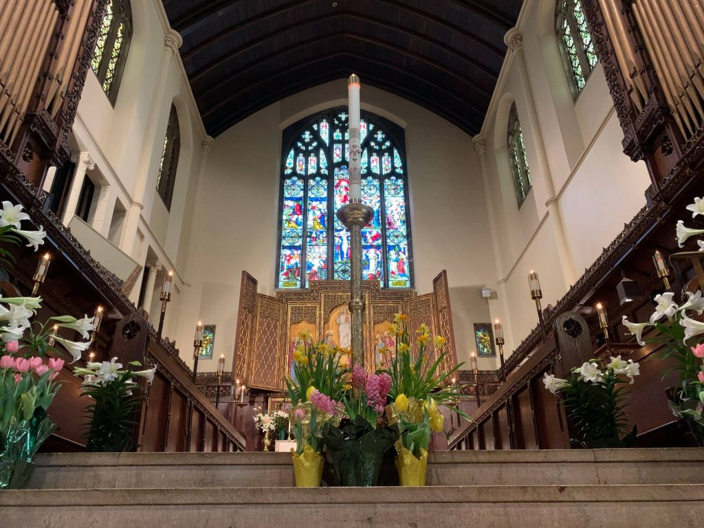church painting services. Providence RI